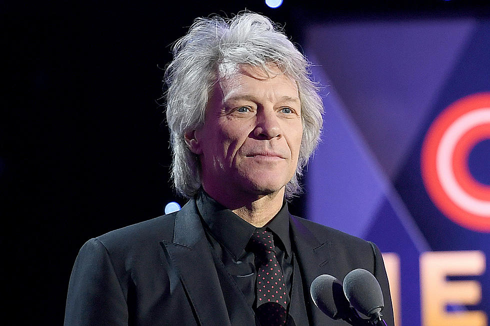 Why Jon Bon Jovi Spent A Year Giving His Guitar The Finger
