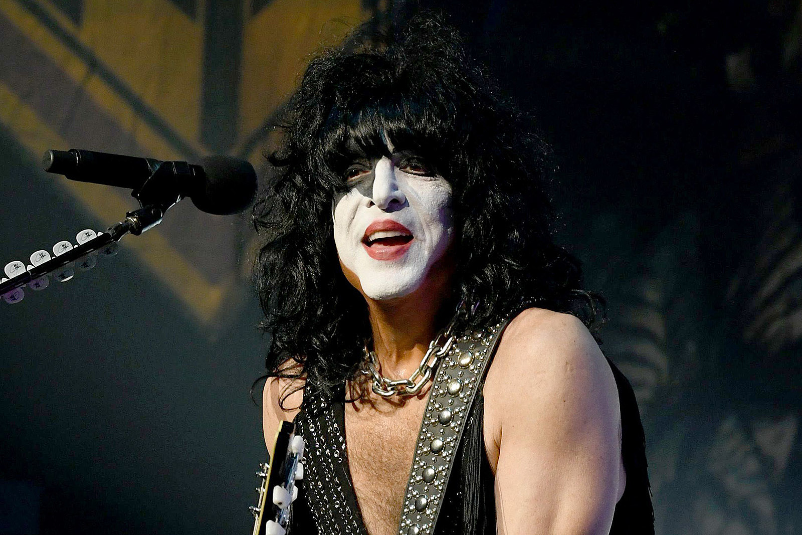 Paul Stanley on Recovering From COVID: 'It Kicked My Ass'