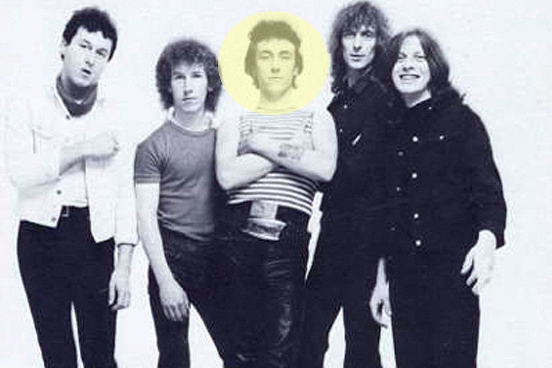 Meet the Man Who Almost Replaced Bon Scott in AC/DC