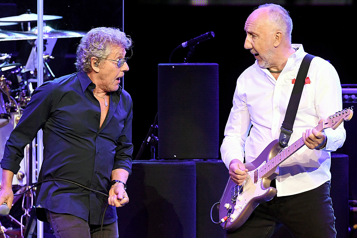 Pete Townshend Says 'Who' Album Cost Too Much