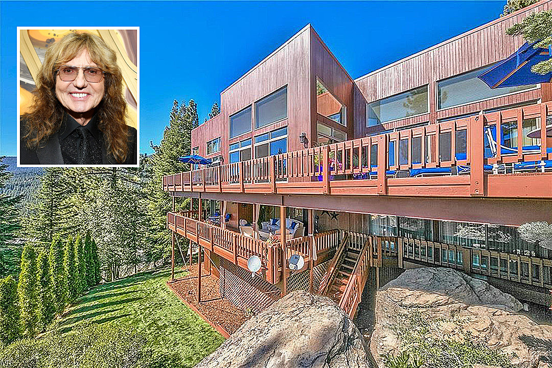 David Coverdale Sells 'Glorious' Lake Tahoe Home for $6.8 Million