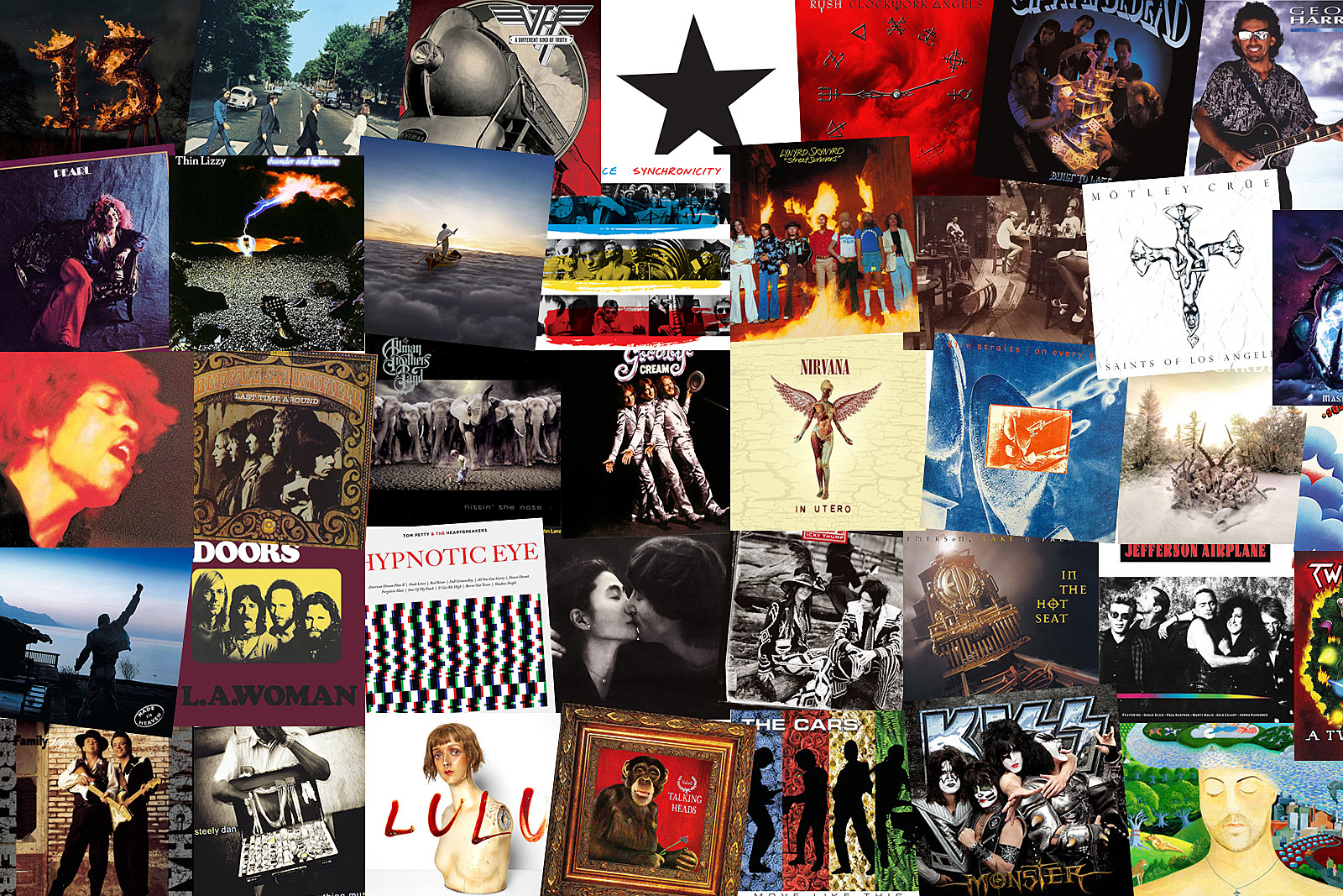 Final Albums: 41 of Rock's Most Memorable Farewells