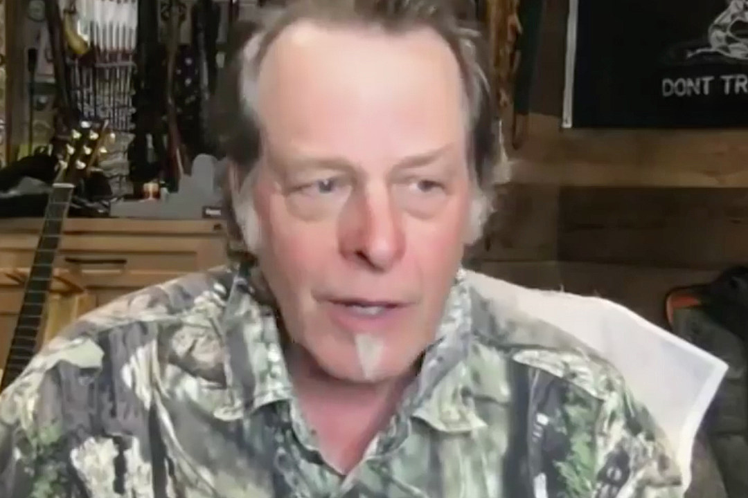Ted Nugent Says He 'Officially Tested Positive for COVID-19'