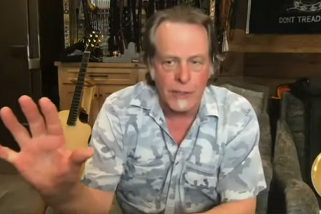 Ted Nugent on COVID-19 Fight: 'Didn't Think I Was Gonna Make It'