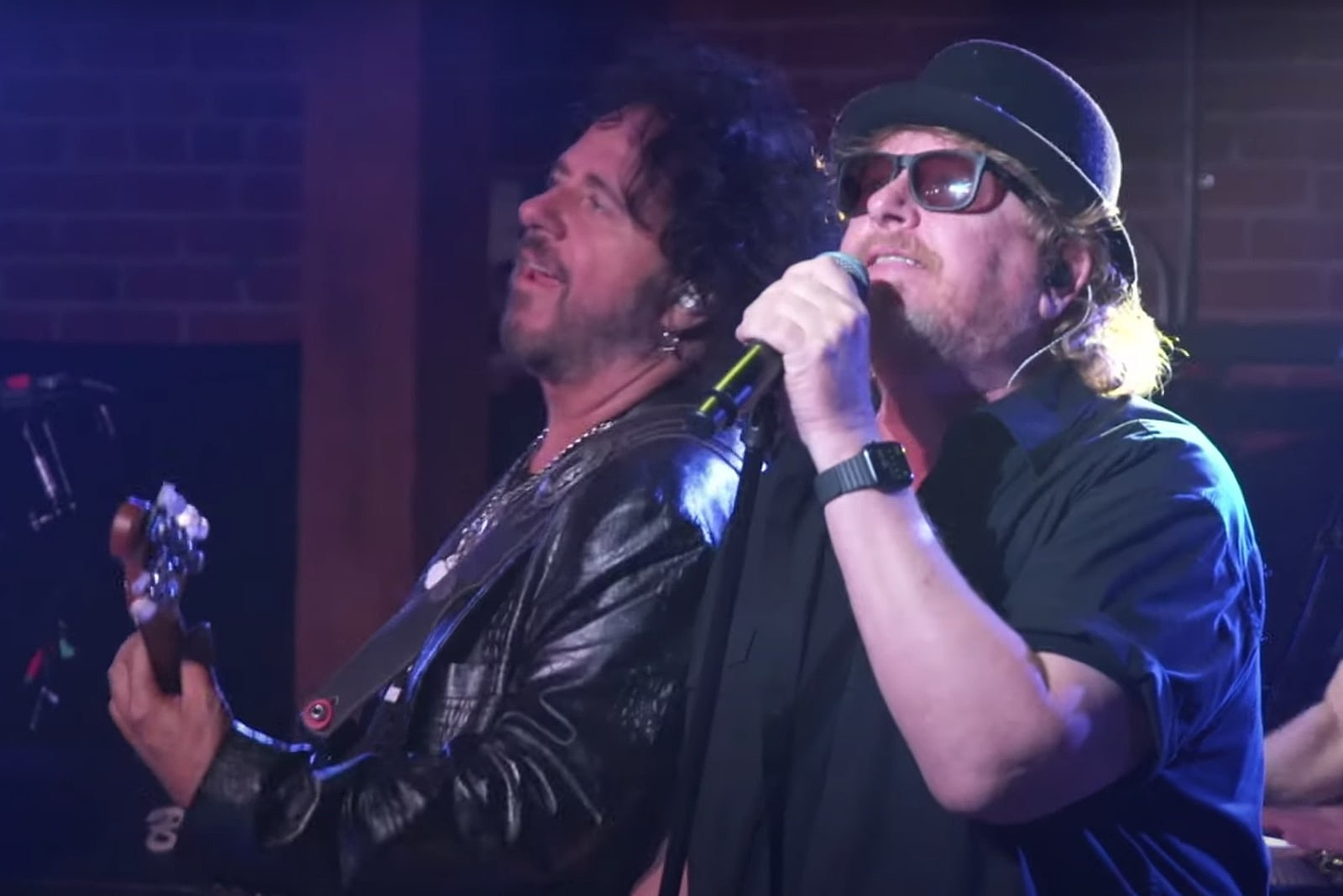 Toto Share 'Till the End' From Pending Live LP With New Lineup