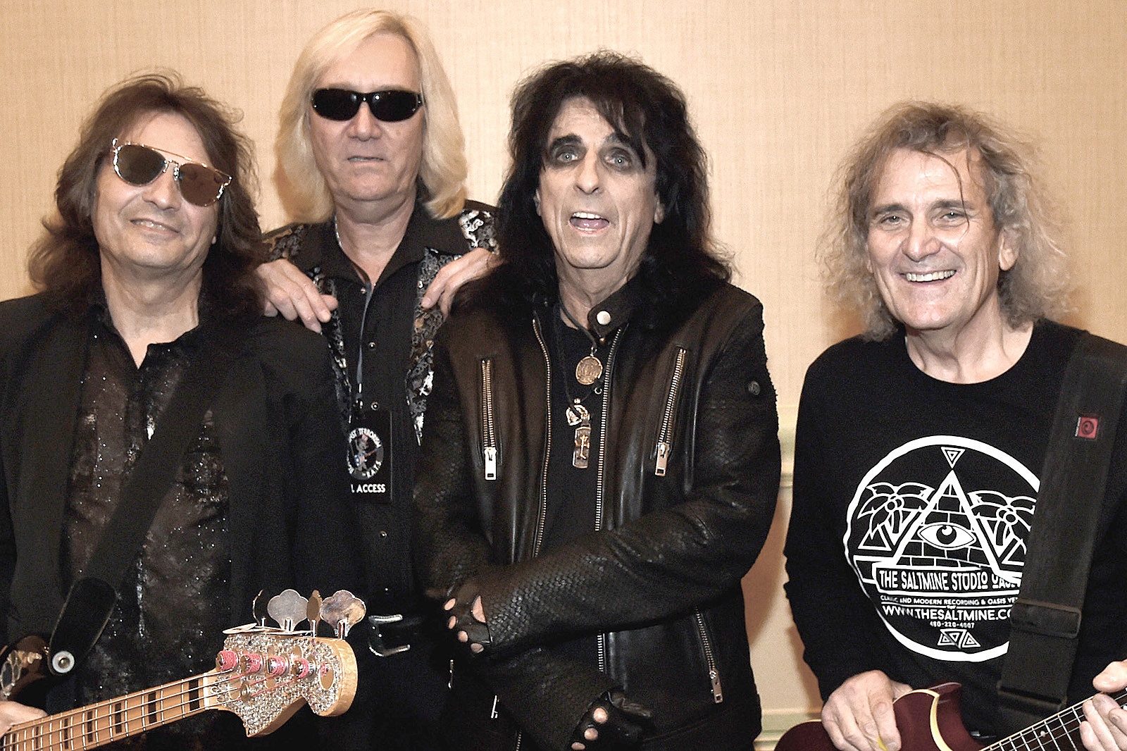 Original Alice Cooper Group Still Angry with Late Glen Buxton