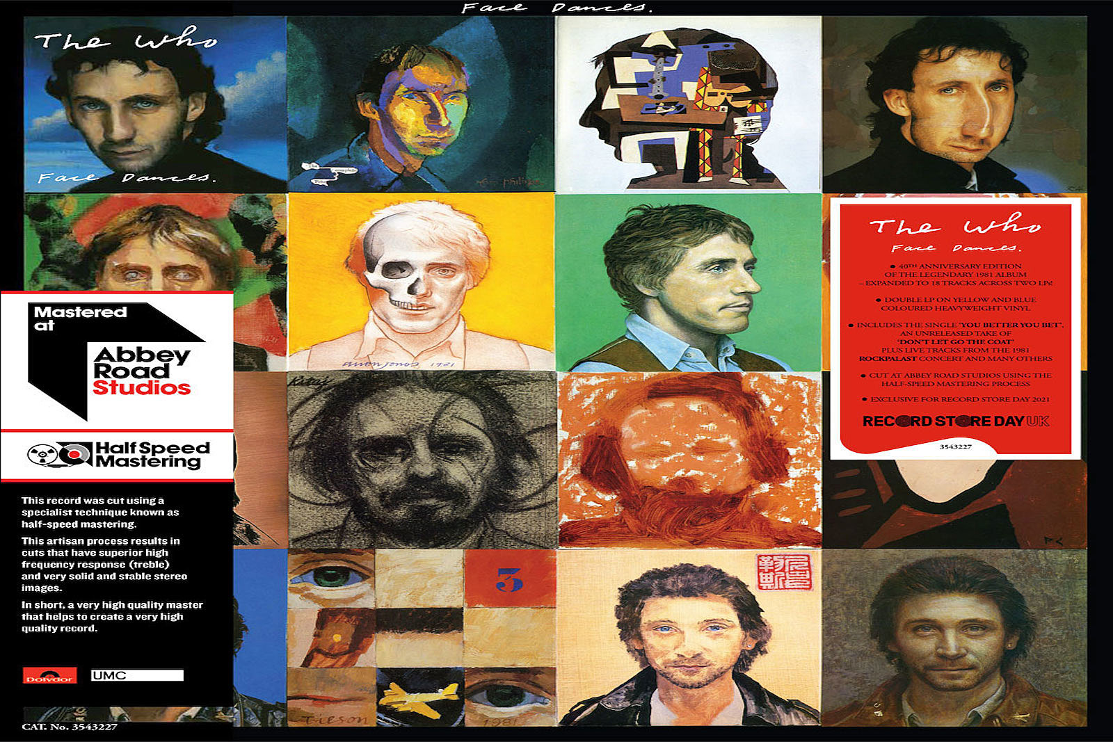 The Who to Release Expanded 'Face Dances' for Record Store Day