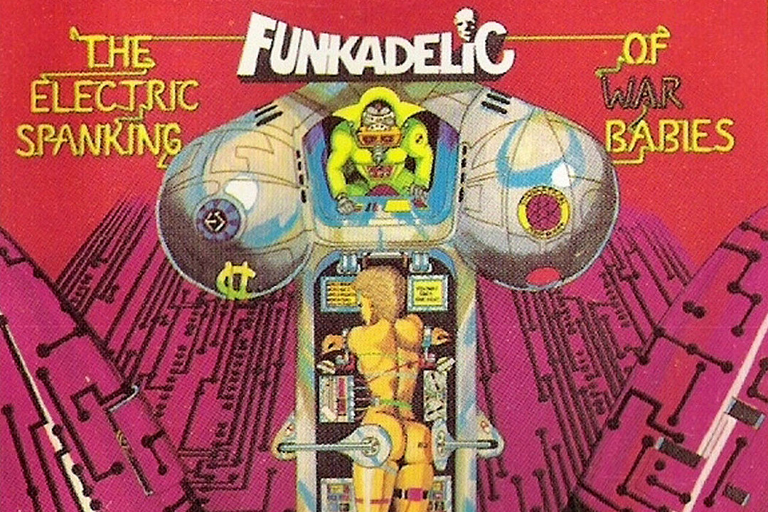 40 Years Ago: Funkadelic Make a Last Stand With 'War Babies' LP
