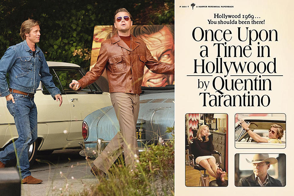 Hollywood once time in upon tarantino a Once Upon