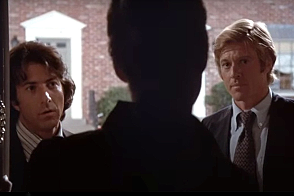 How 'All the President's Men' Became an Unlikely Blockbuster