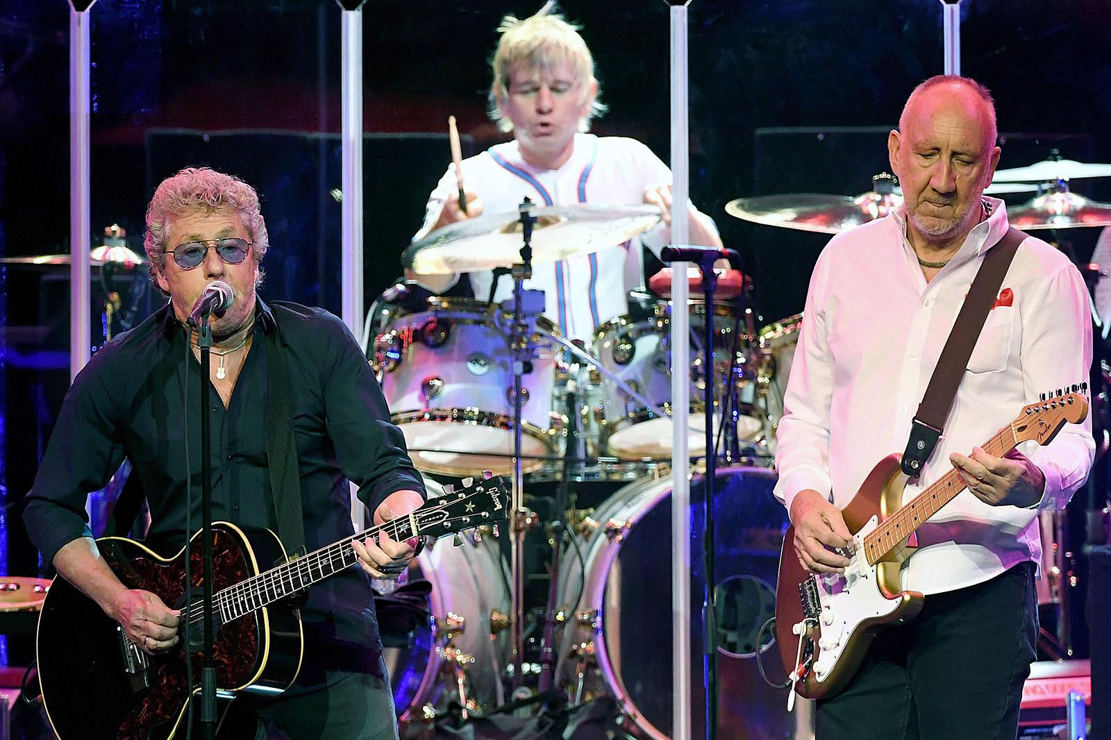 Pete Townshend Paints Grim Picture for Classic Acts' Return