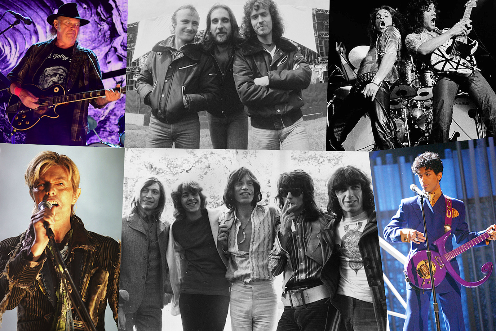 Who Had the Best 10 Year Run in Rock History?: Roundtable