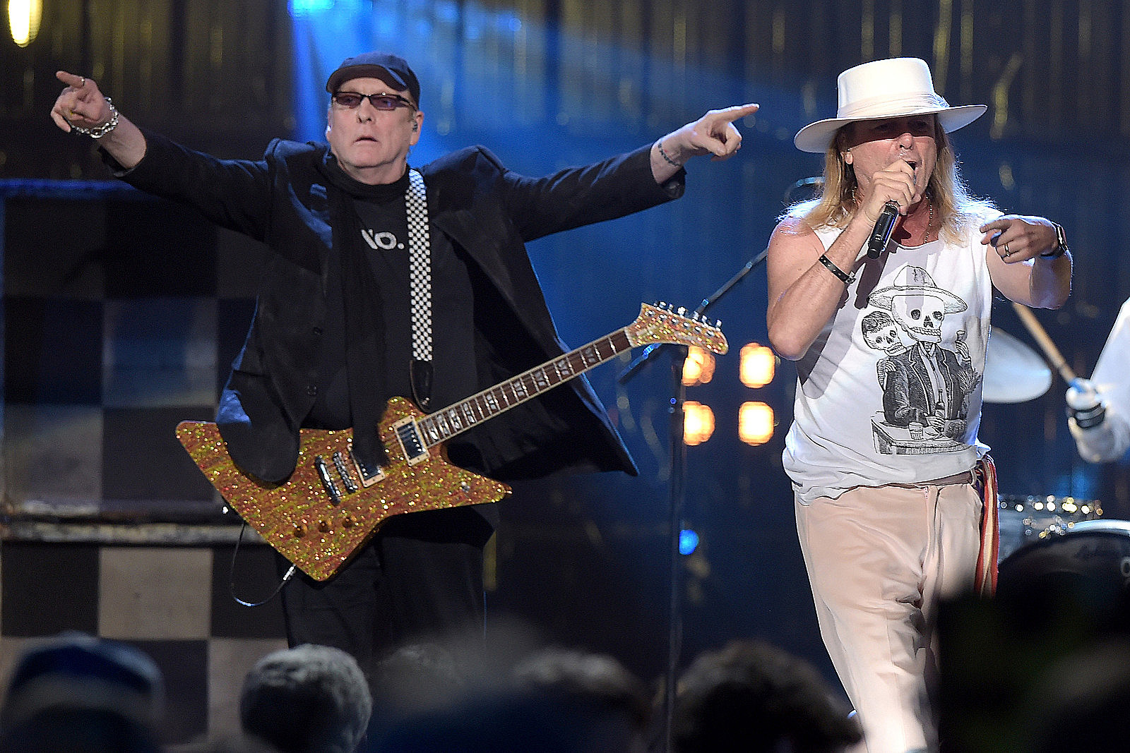 Cheap Trick and Sons Play First Post-Pandemic Concert