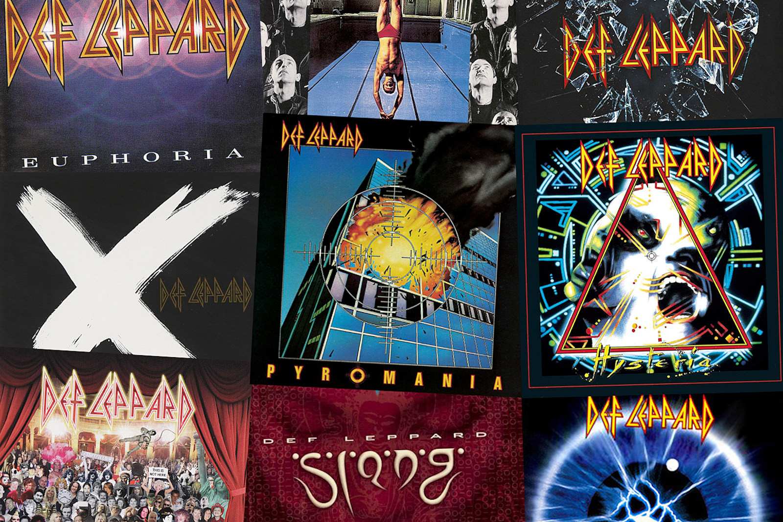 Underrated Def Leppard: The Most Overlooked Song From Each Album