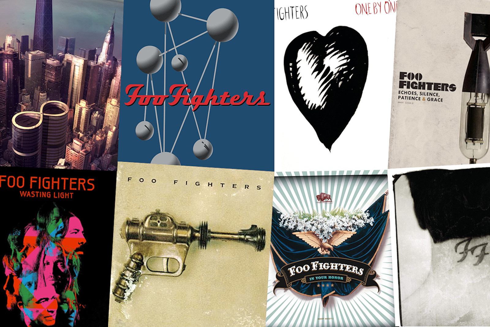 Underrated Foo Fighters: The Most Overlooked Song From Each Album