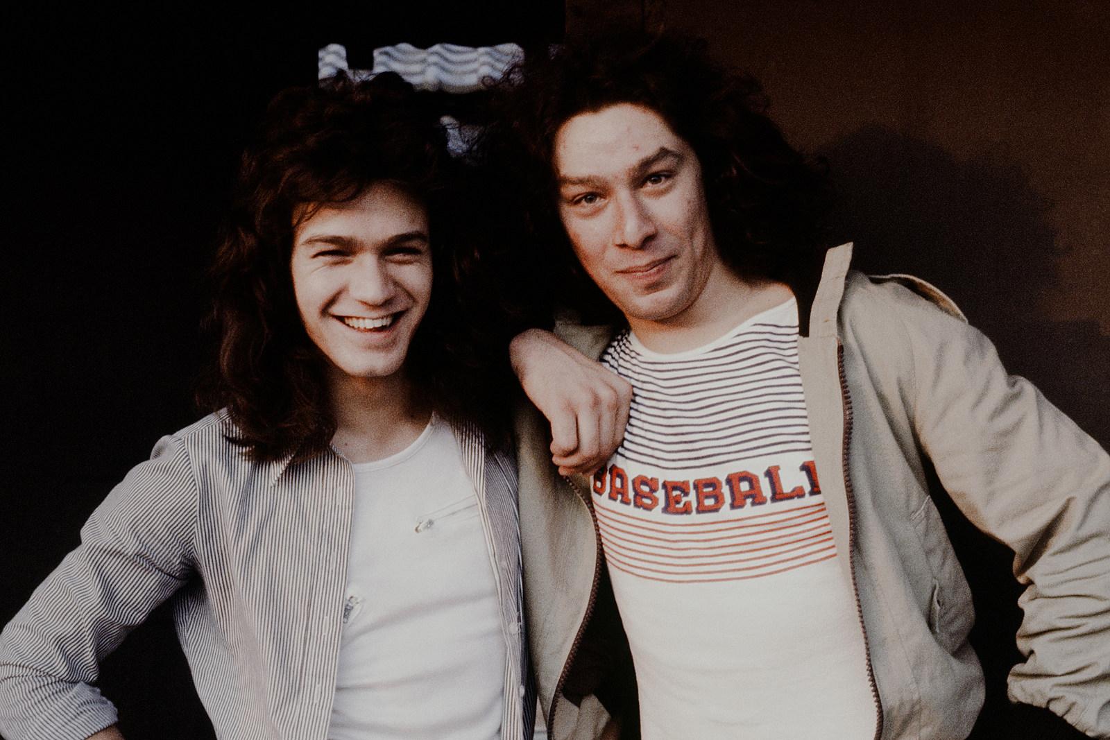 Alex Van Halen Posts New Tribute to Brother Eddie: 'VH Forever!'
