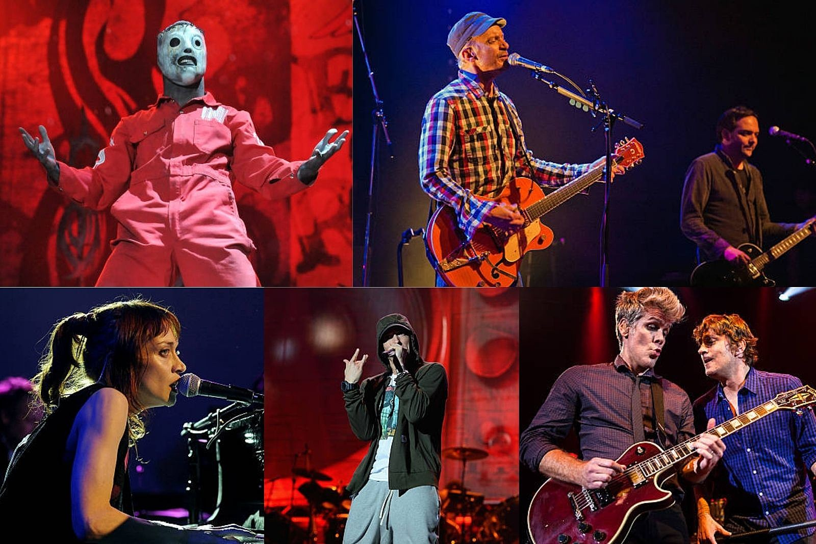Latest Rock Hall of Fame Candidates: Five Best 2022 Options