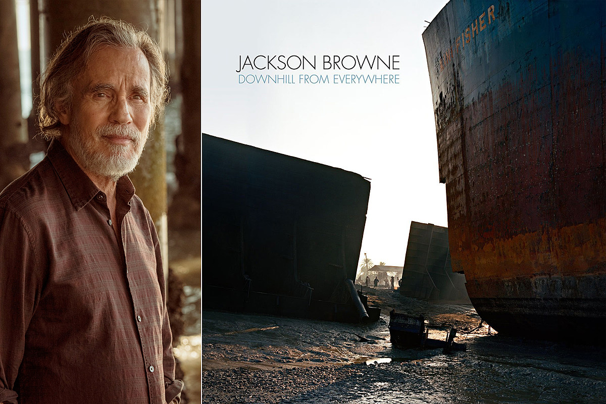 Jackson Browne Announces New Album Downhill From Everywhere
