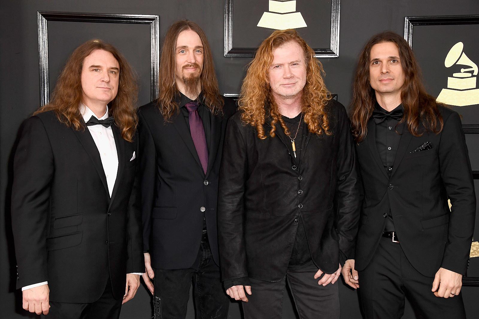 Megadeth Issue Statement Regarding Bassist David Ellefson