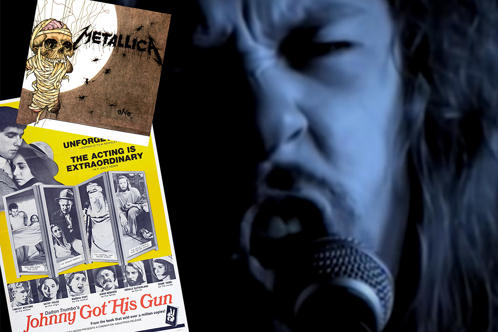 How 'Johnny Got His Gun' Began Its Journey to Inspiring Metallica