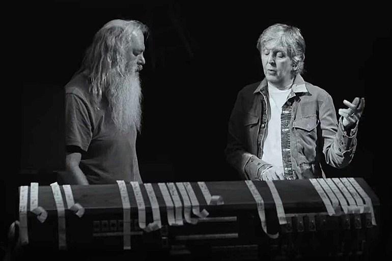 McCartney 3, 2, 1 - Hulu