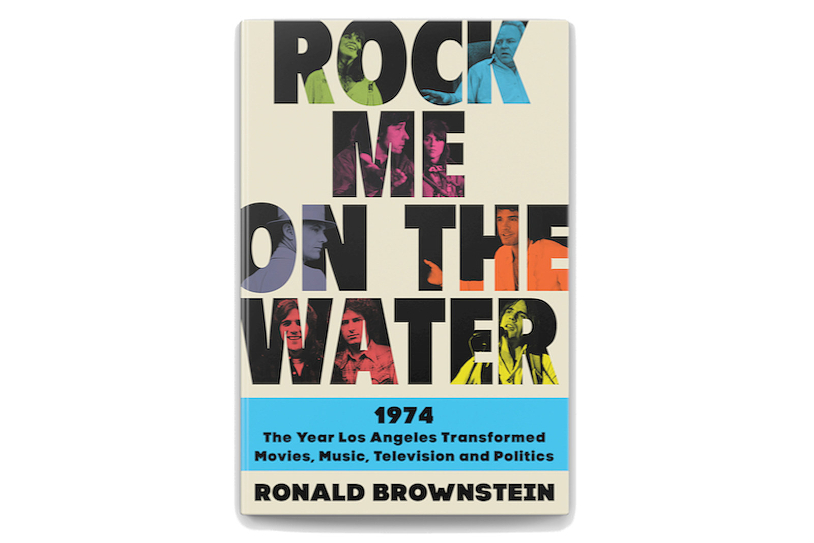 'Rock Me on the Water: 1974' - Book Review