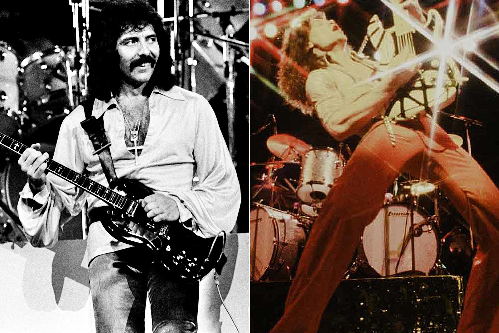 How Black Sabbath's Opening 'Bar Band' Turned Out to be Van Halen