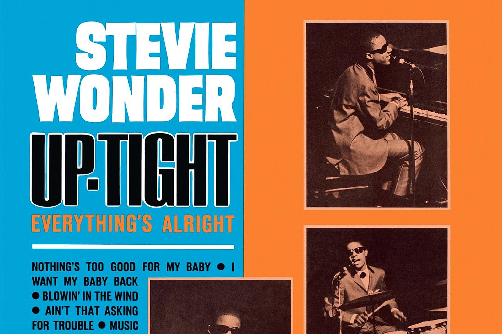55 Years Ago: Stevie Wonder Finally Finds His Voice on 'Up-Tight'