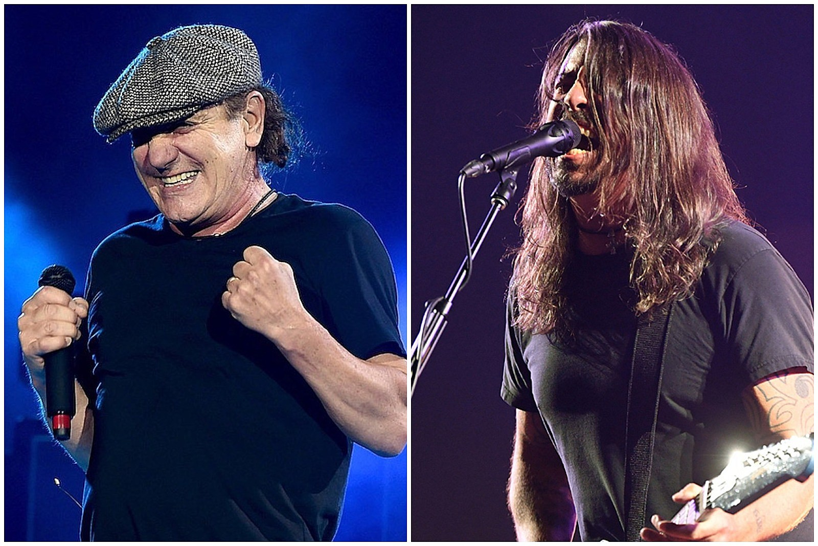 Brian Johnson Teams Up With Foo Fighters on Upcoming Special