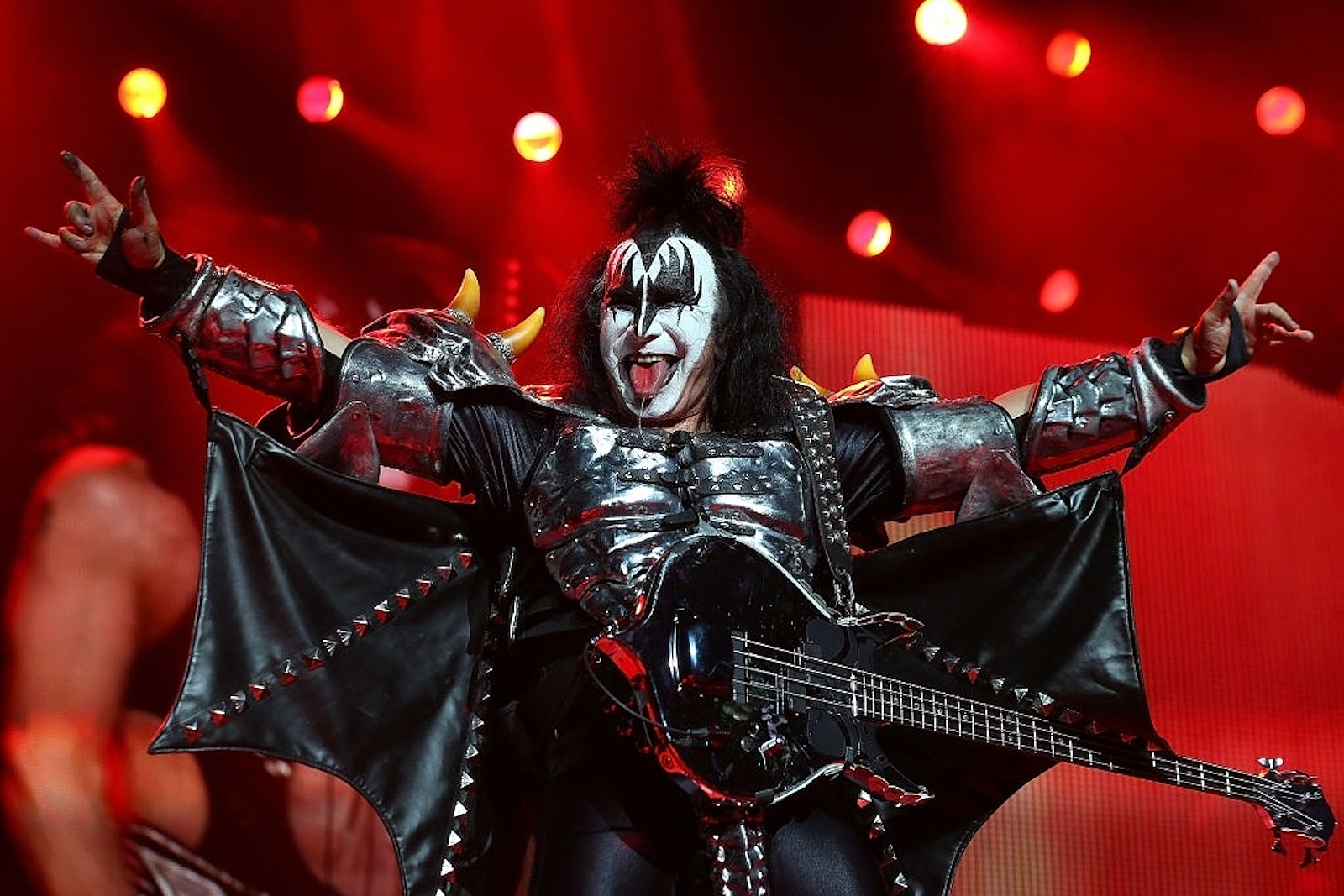 Kiss Postpone Four Shows After Gene Simmons Contracts COVID-19