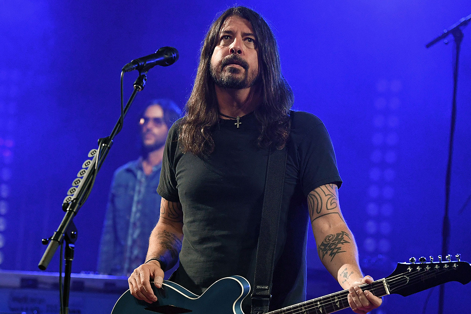 Dave Grohl Won't Be Stoned at Rock Hall This Time