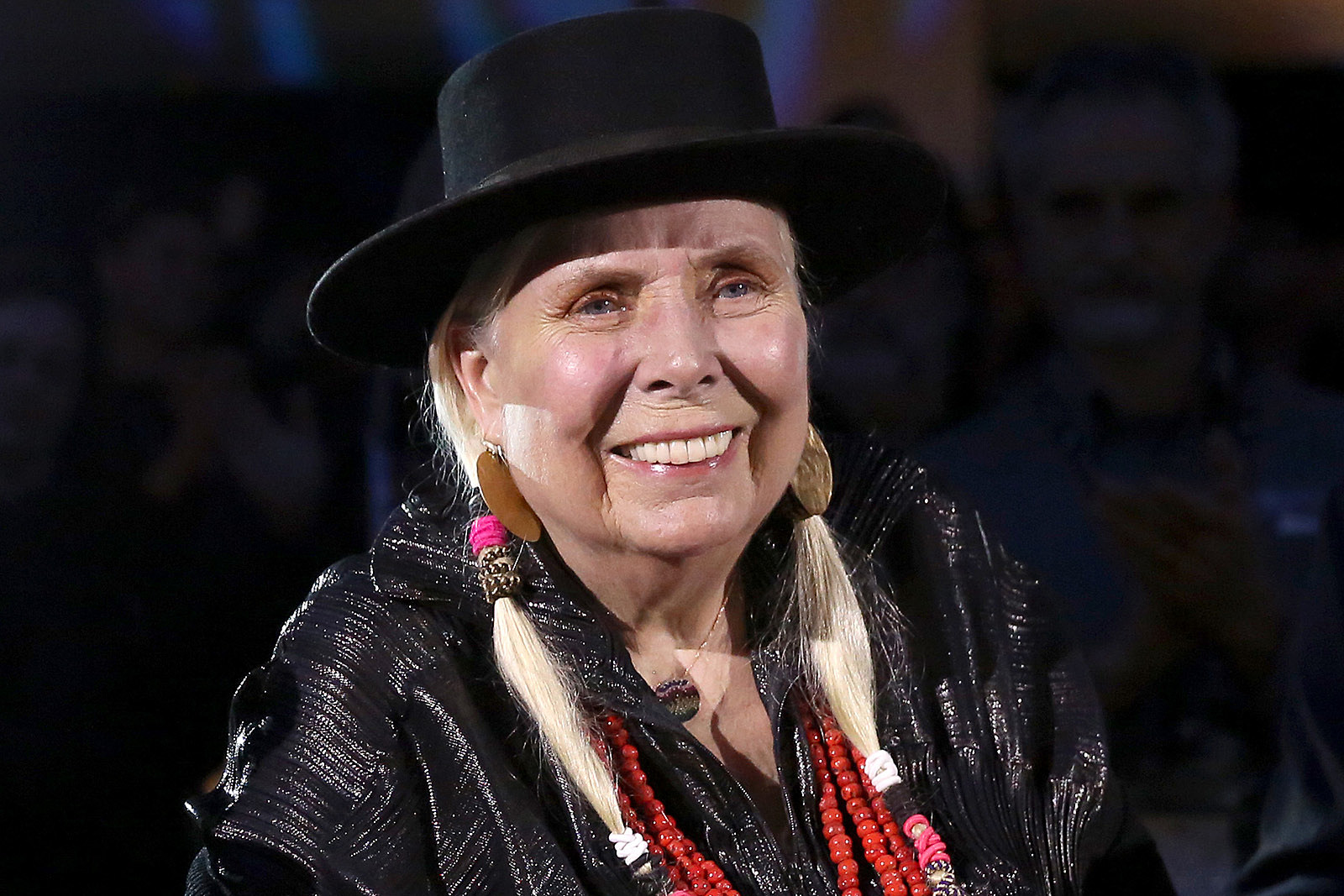Joni Mitchell's First Song Made Her Piano Teacher Angry