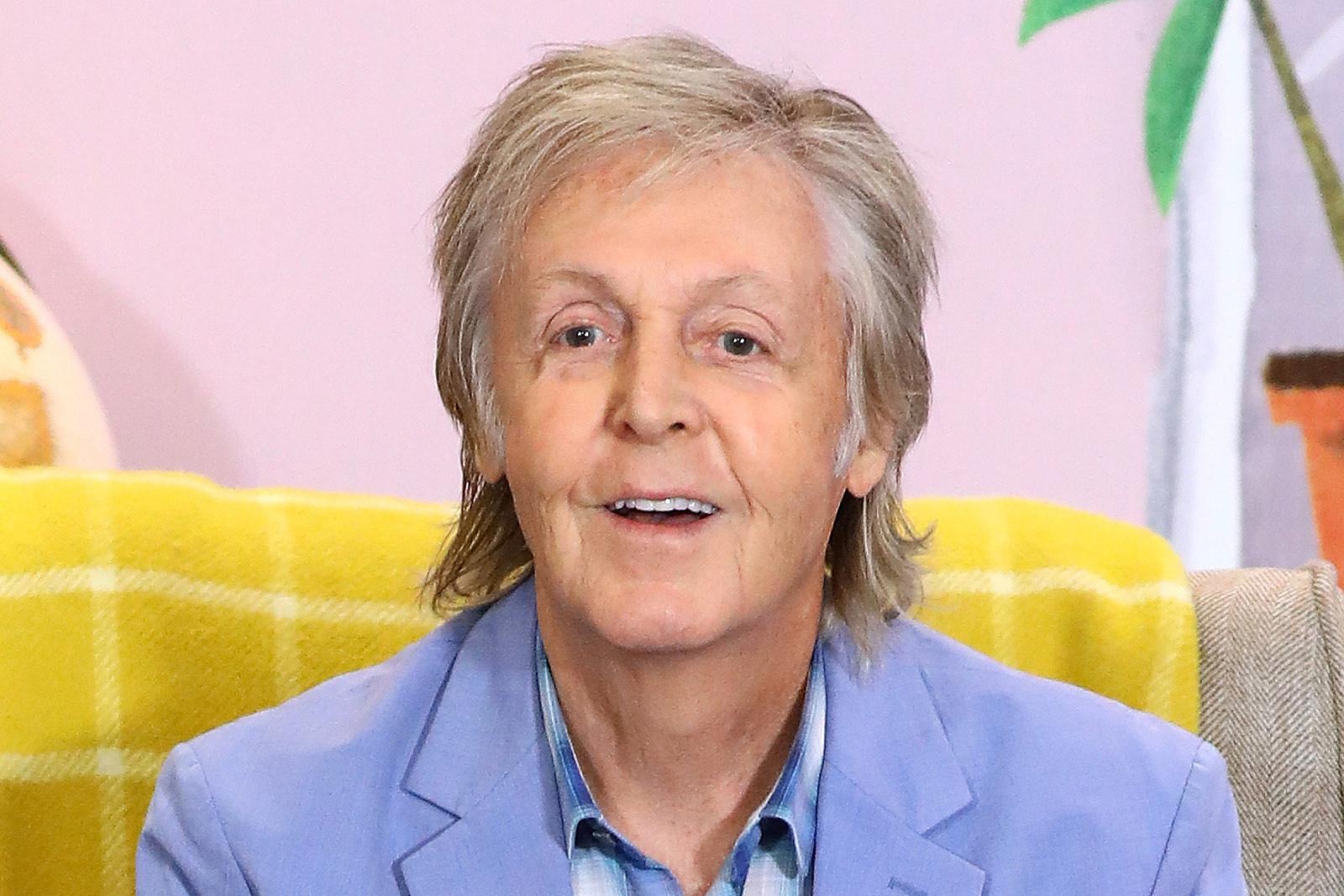 Paul McCartney's Secret to Saving His Eyesight