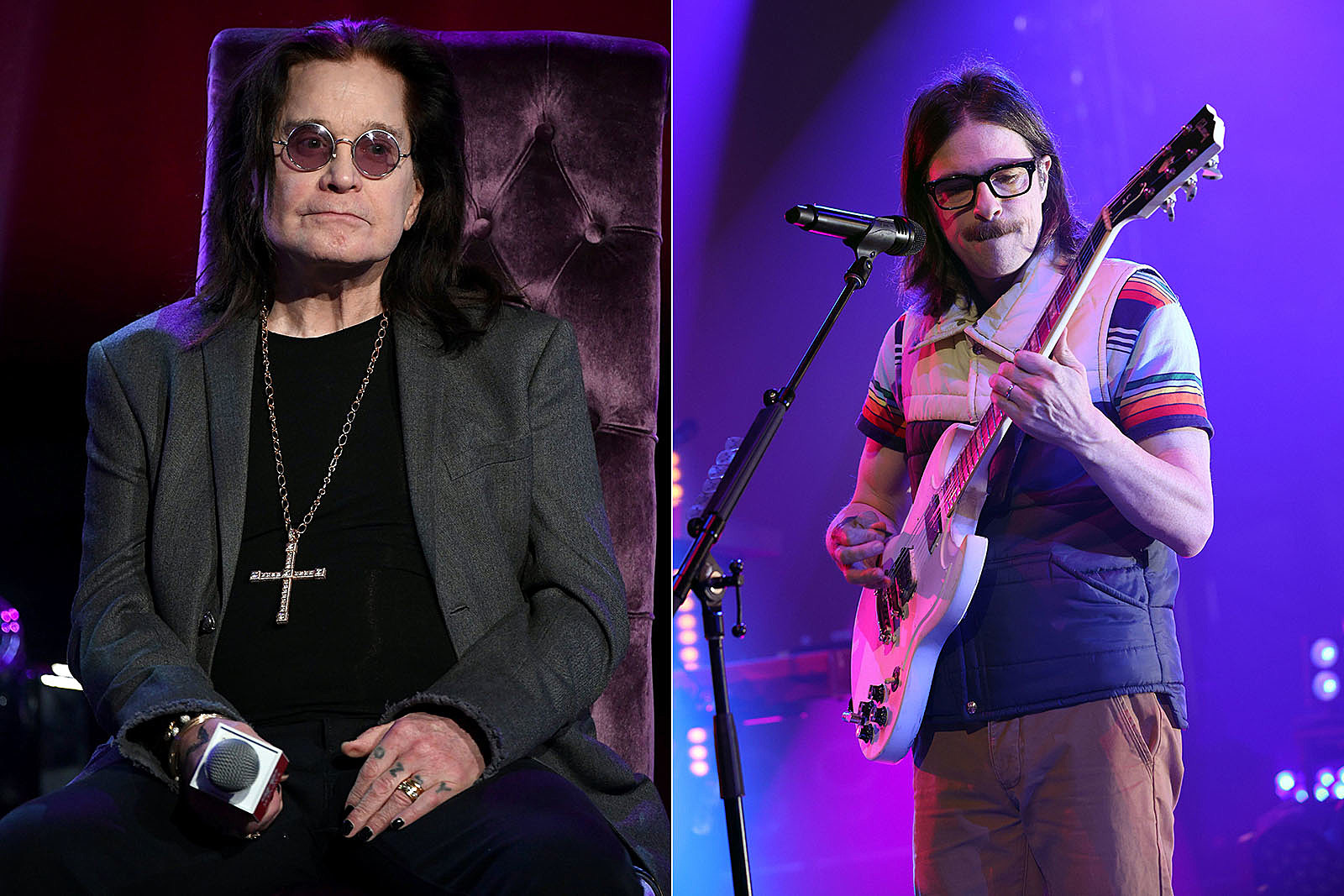 Ozzy Osbourne Had First Dibs on Weezer's 'Hash Pipe,' but Passed