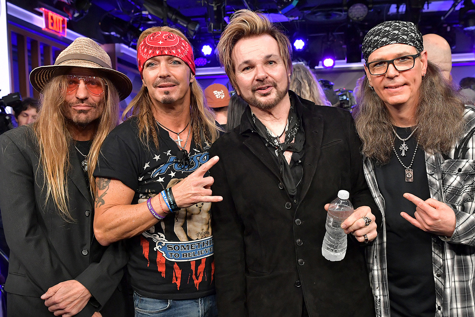 How Poison Lucked Out With First Record Deal