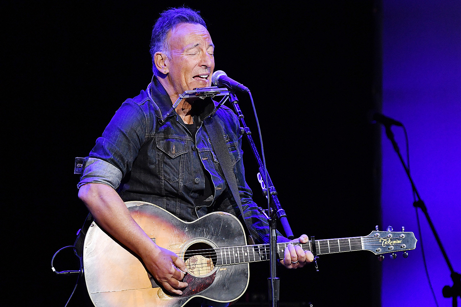 New Bruce Springsteen Album 'Set Largely in the West'