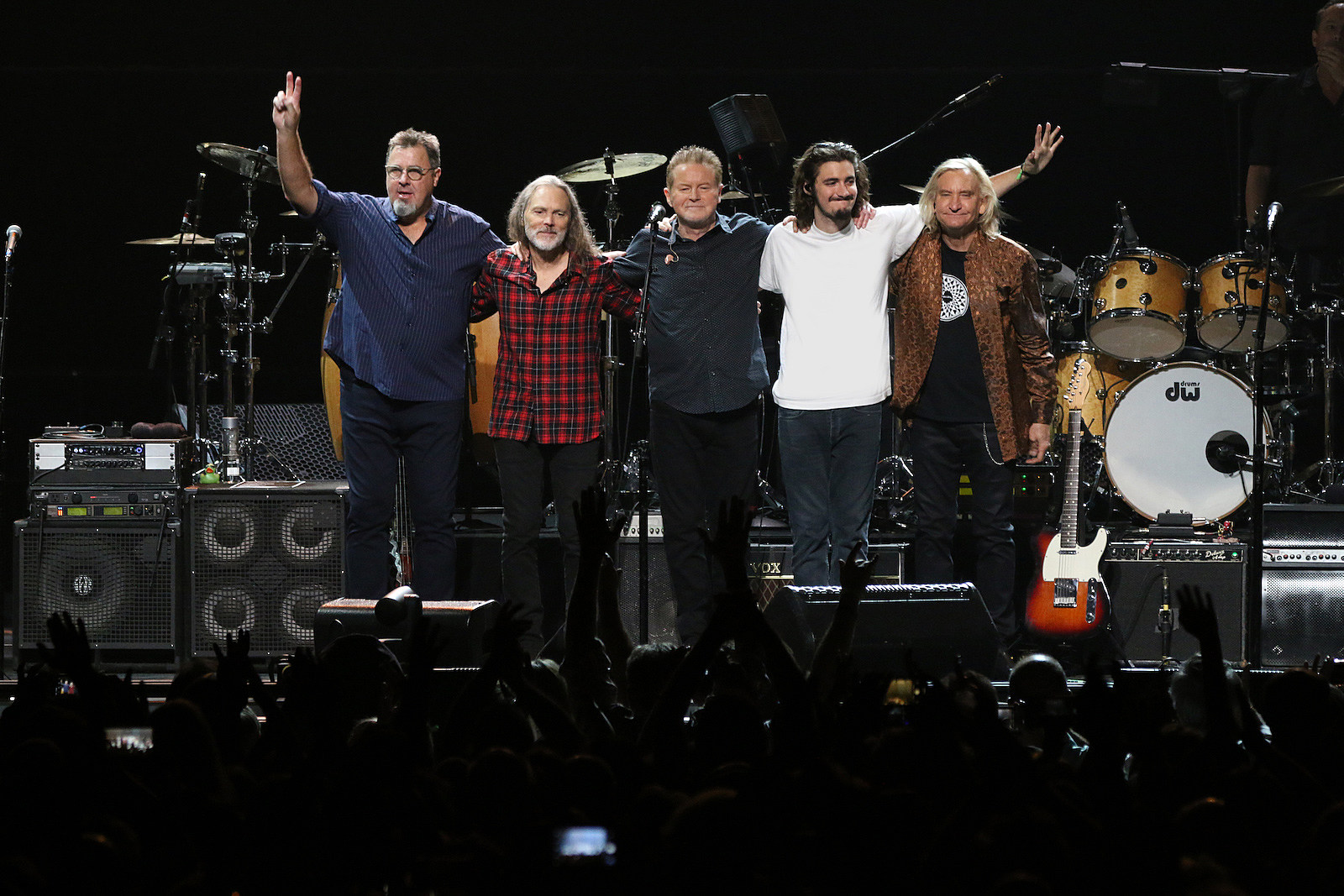 Eagles Announce New Vaccinated-Only Seattle Concert