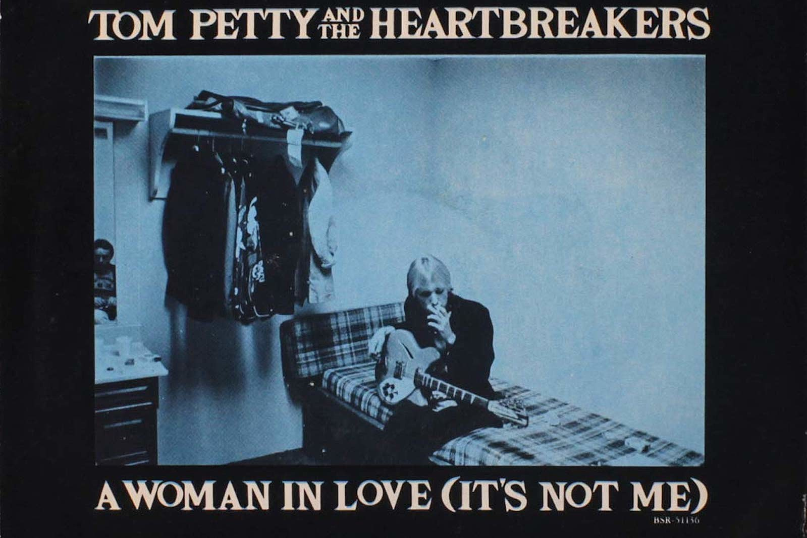 When Tom Petty's 'Woman in Love' Was Overshadowed by Stevie Nicks