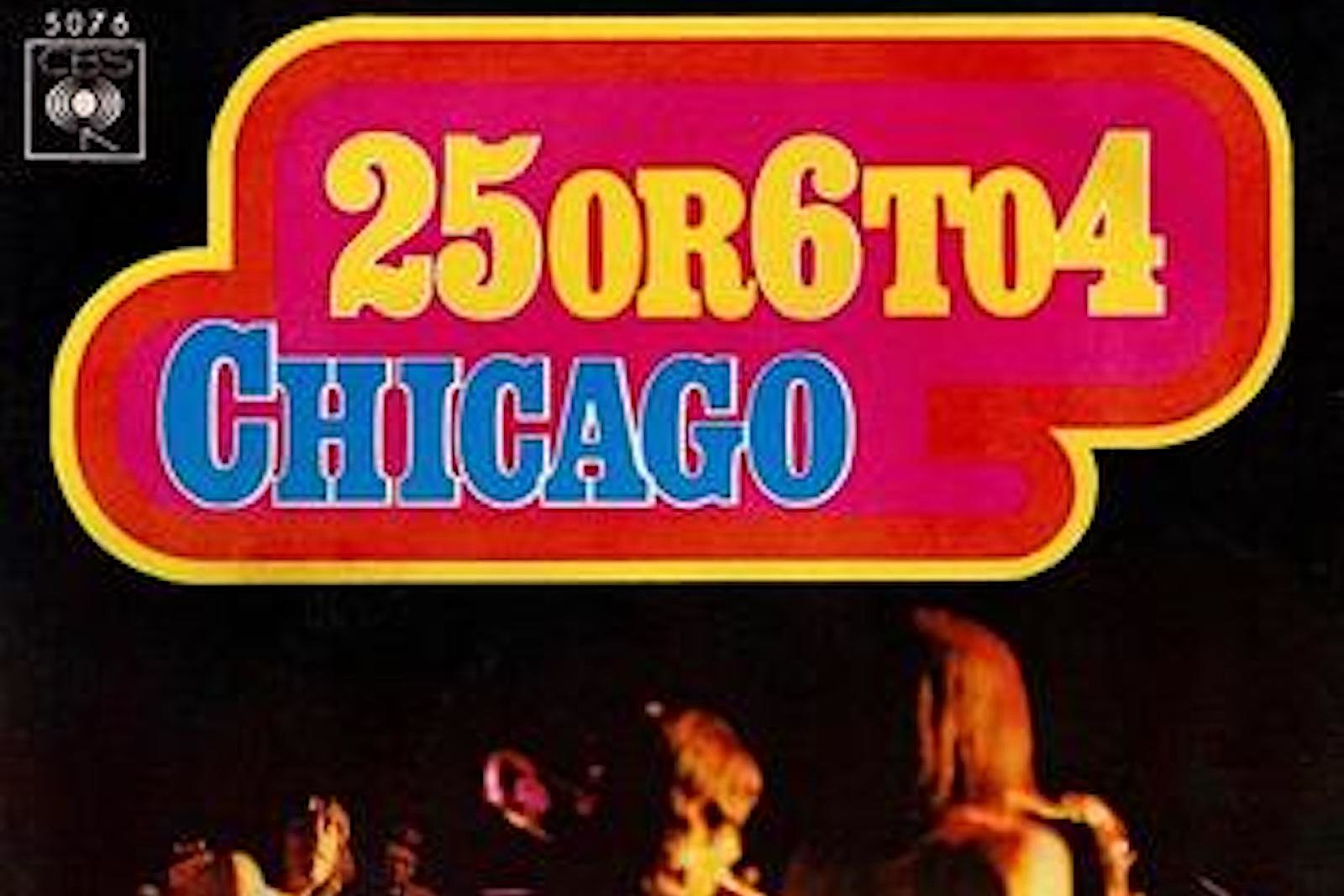 When Chicago Got Meta on '25 or 6 to 4′