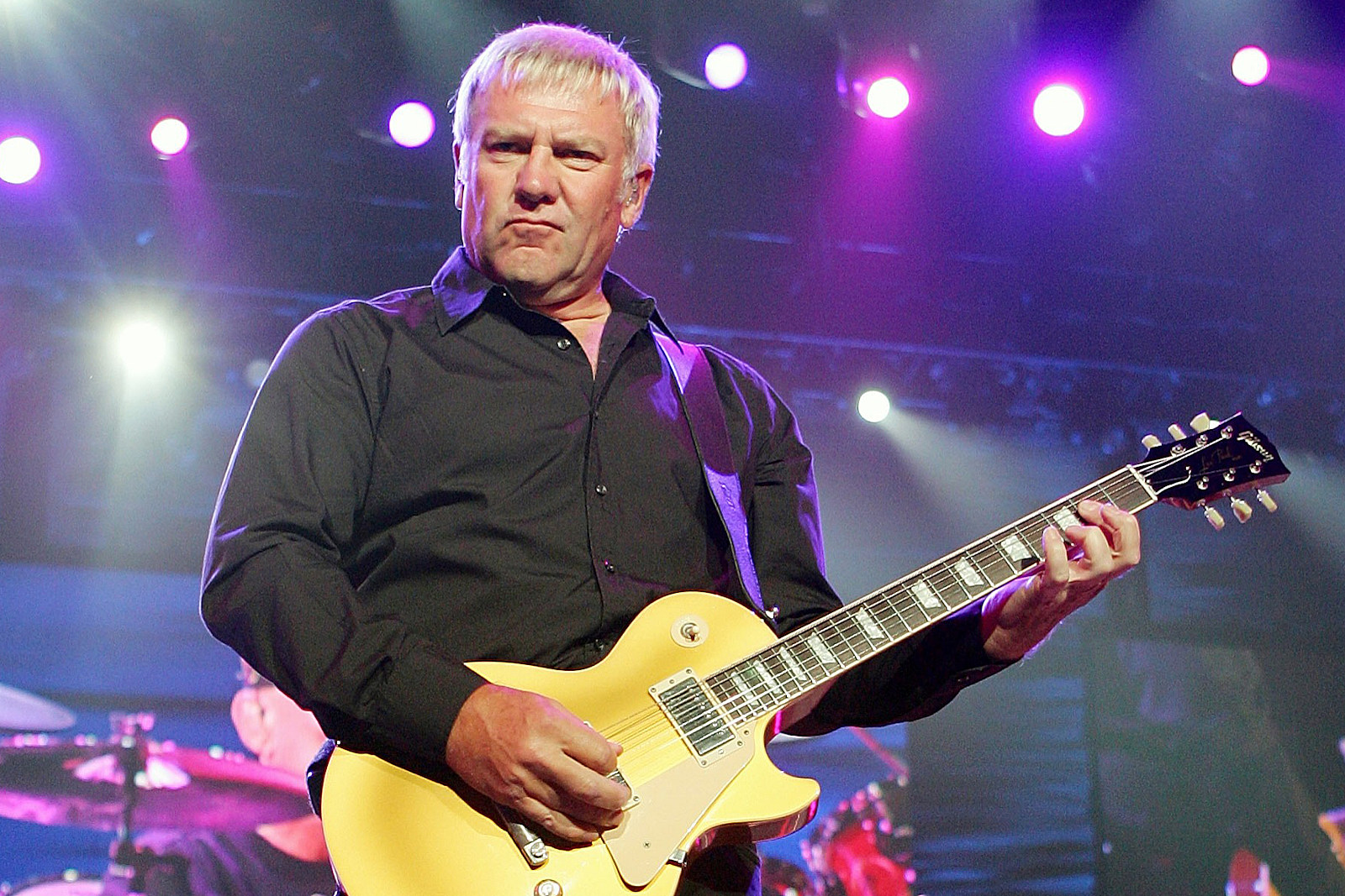 Alex Lifeson 'Very Excited' About New 'Envy of None' Project