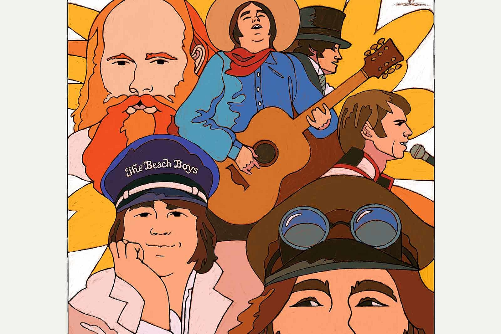 Beach Boys, 'Feel Flows': Album Review
