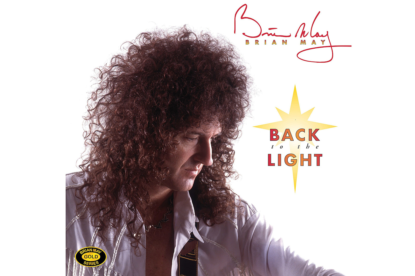 Brian May Announces Reissue of Debut Solo LP 'Back to the Light'