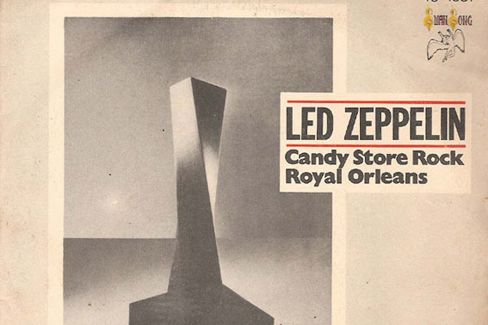 45 Years Ago: Led Zeppelin Go Rockabilly With 'Candy Store Rock'