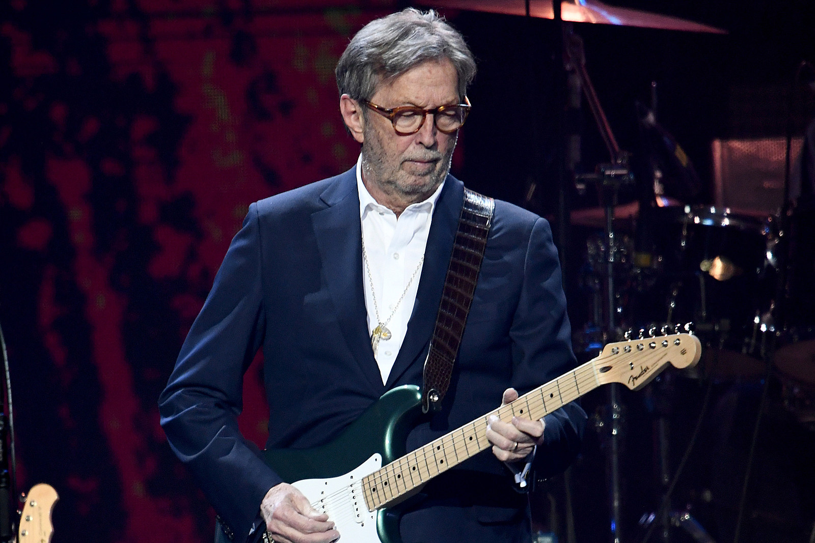 Eric Clapton Feels 'Ostracized' By Friends Over His COVID Views