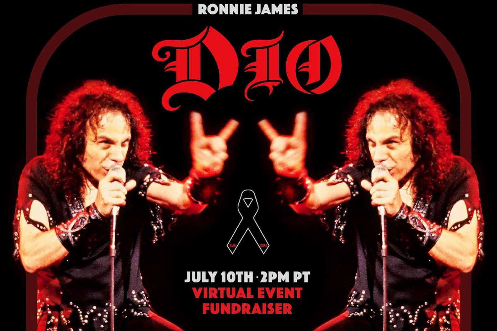 Rob Halford, Sammy Hagar Join Virtual Tribute to Ronnie James Dio