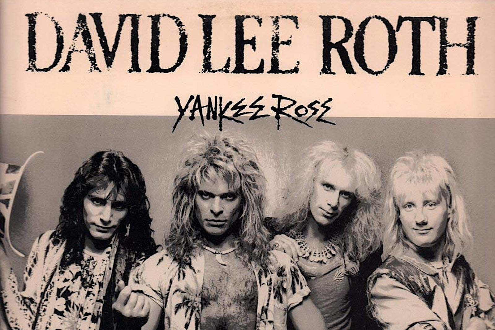 35 Years Ago: David Lee Roth Stakes His Claim With 'Yankee Rose'