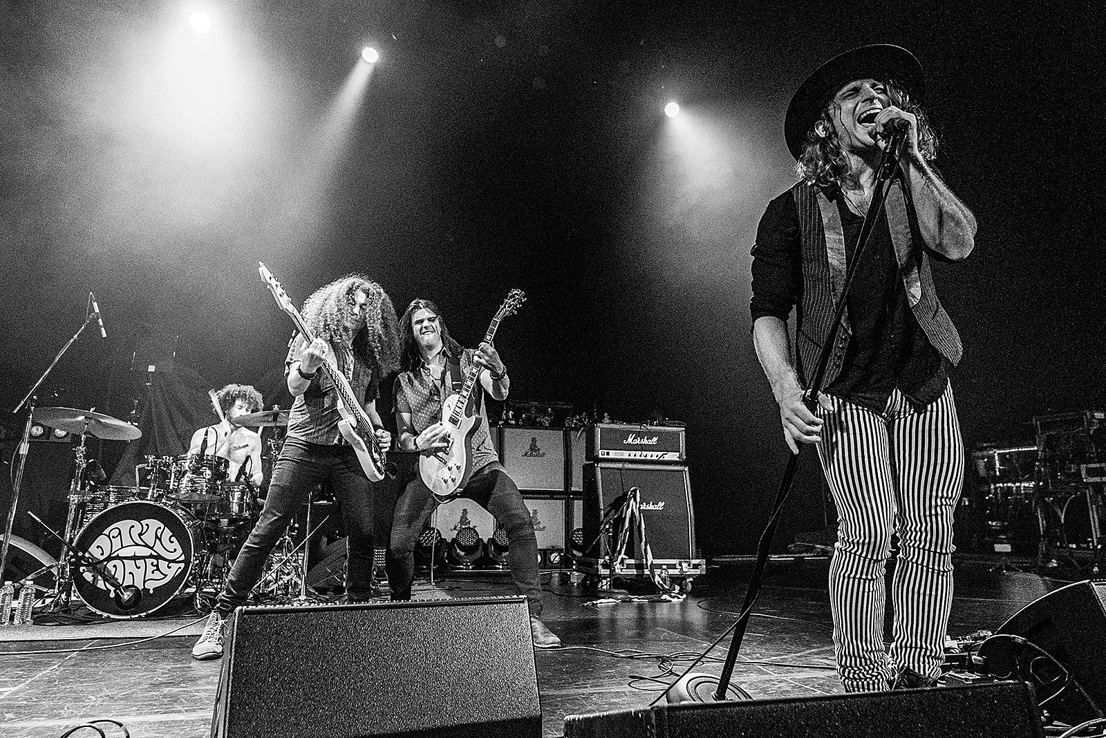 Dirty Honey Ride 'New Wave of Rock and Roll' With Debut Album