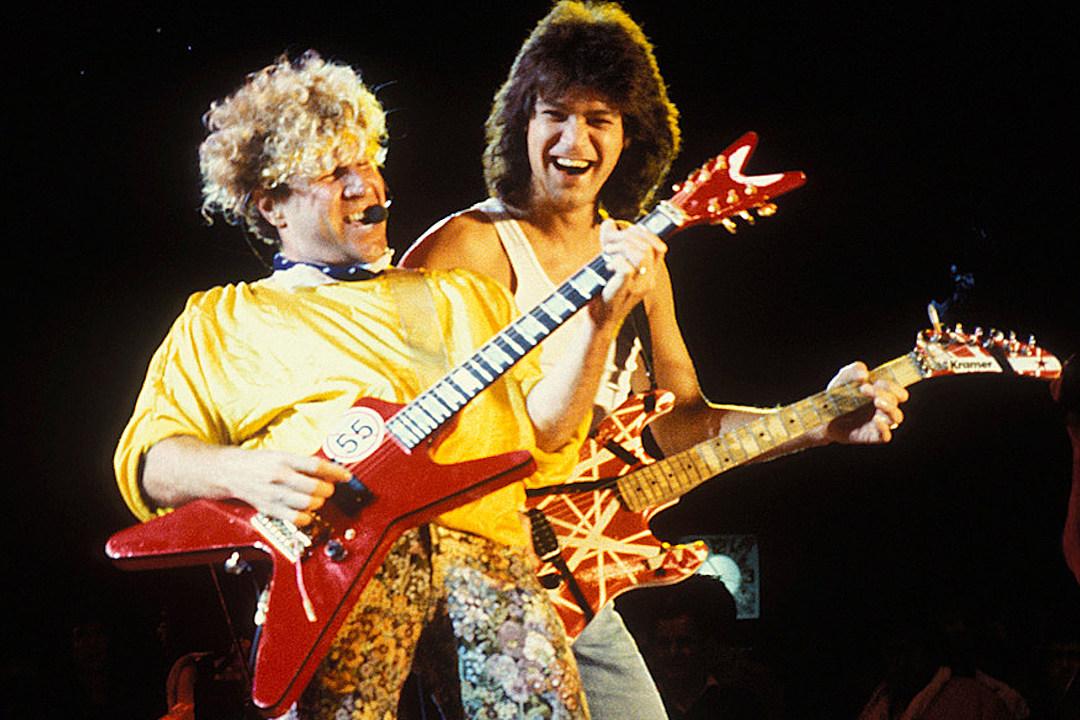 Sammy Hagar Apologizes For Exposing Eddie Van Halen's 'Dark Side'