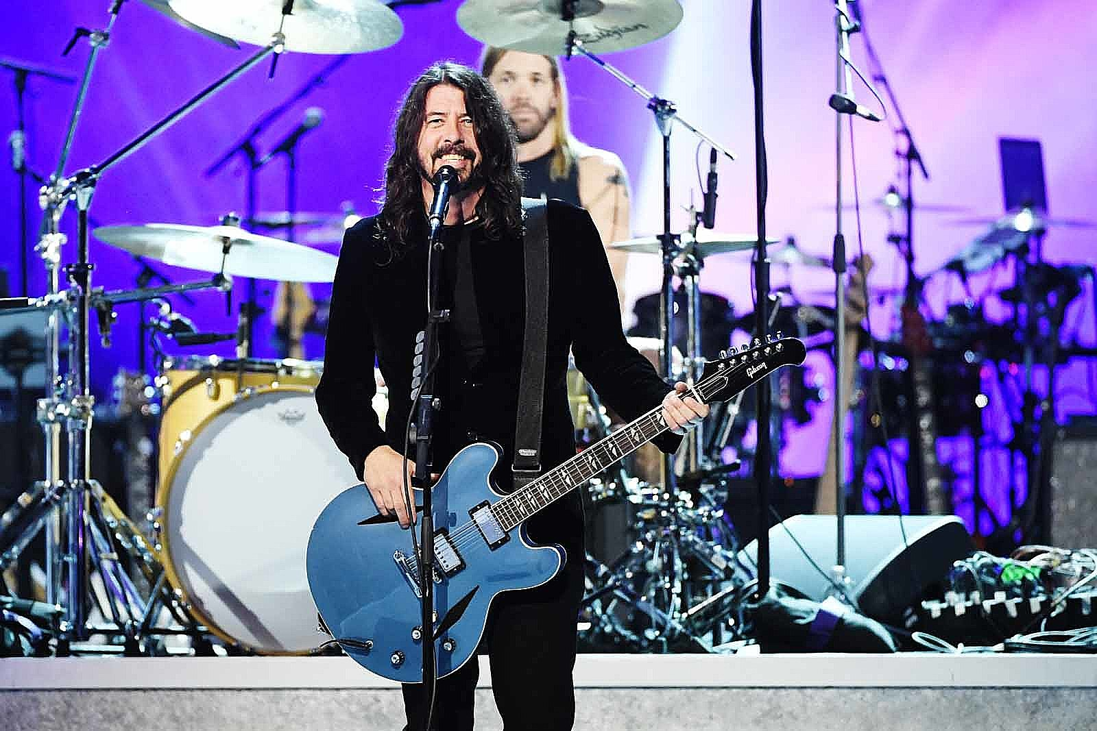Foo Fighters Cover Bee Gees for Record Store Day LP