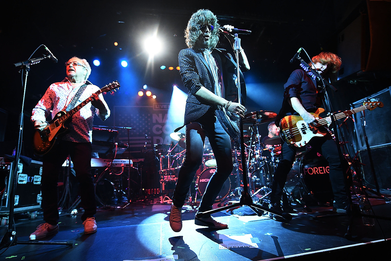 Foreigner Adds Tour Dates, Doubling Number of 2021 Concerts